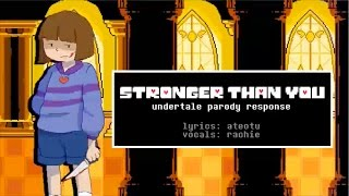getlinkyoutube.com-Stronger Than You (Undertale Parody Response) cover【rachie】