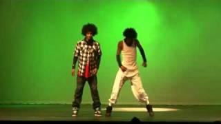 Lez Twins Dancing width=