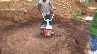 getlinkyoutube.com-brick making machine in india amazing technology video
