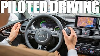 ► Audi A7 piloted driving - Demonstration