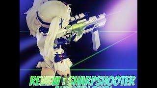 "getlinkyoutube.com-[7Knights KR] Reviews : Sharpshooter - Ruri ""เนตรปีศาจ"""