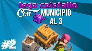 getlinkyoutube.com-MUNI 3 IN LEGA CRISTALLO? Si può fare #2 - Clash of Clans ITA