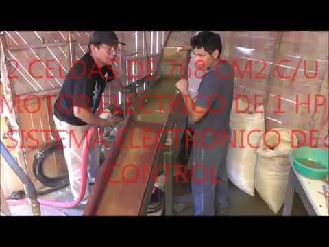 CONCENTRADOR DE ORO ECOLOGICO MINERALES SULFUROS.MINERÍA LIMPIA.ECOLOGICAL GOLD CONCENTRATOR-YOUTUBE