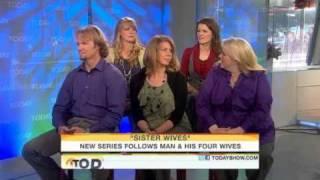 getlinkyoutube.com-TLC Sister Wives: Polygamist Kody Brown of Utah with 4 wives and 16 kids