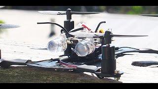 getlinkyoutube.com-Micro Motor Madness #1: Carbon Micro-H v3, 7mm Dream-Catcher, Darth himself