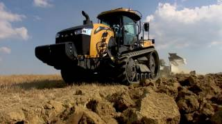 Challenger MT 800E Tracked Tractors