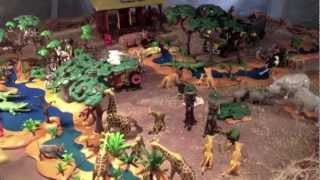getlinkyoutube.com-Safari Sanctuary - 2012 Playmobil Movie
