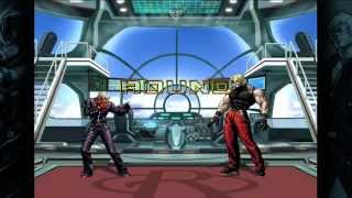 THE KING OF FIGHTERS 2002 UM Another Sound Pack