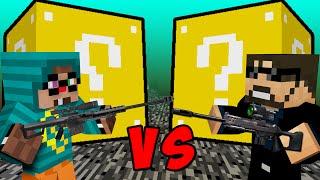 getlinkyoutube.com-Minecraft: LUCKY BLOCK BATTLE - EXPLOSIVE SNIPERS & MEMES w/ Ssundee!