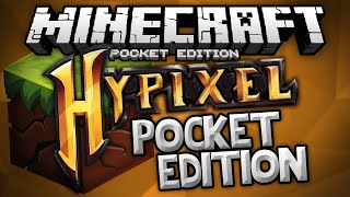 getlinkyoutube.com-NEW HYPIXEL SERVER for MCPE!!! - Hypixel PE Minigames Server - Minecraft PE (Pocket Edition)