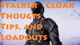getlinkyoutube.com-Planetside 2: Stalker Cloak Thoughts, Tips, and Loadouts