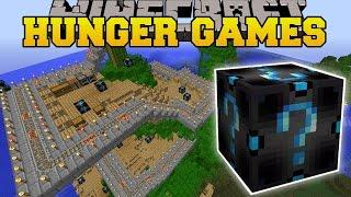 getlinkyoutube.com-Minecraft: PAT'S TREE HOUSE HUNGER GAMES - Lucky Block Mod - Modded Mini-Game