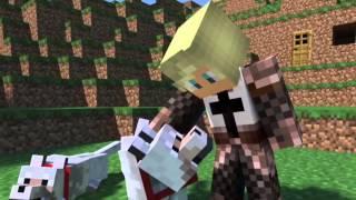 GarMau - Marry me (Garroth and Aphmau) Minecraft Diaries (Music Video)