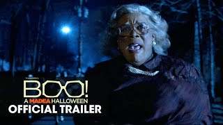 getlinkyoutube.com-Boo! A Madea Halloween (2016 Movie – Tyler Perry) Official Trailer – 'Trick Or Treat'