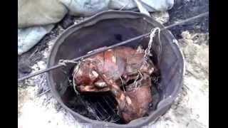 طريقة عمل مندي اللحم بسيناء Arabian taste food