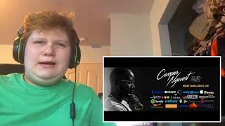 (REACTION)Cassper Nyovest - I Wasn't Ready For You [Feat. Tshego] (Official Audio)