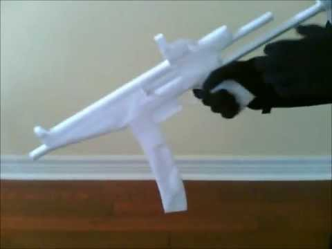 Improved Paper MP5 RE-UPLOAD