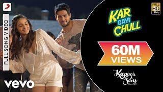 getlinkyoutube.com-Kar Gayi Chull - Kapoor & Sons | Sidharth | Alia | Badshah | Amaal | Fazilpuria