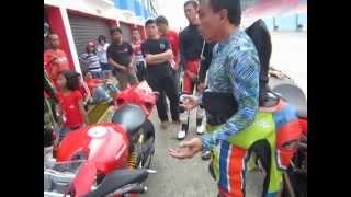getlinkyoutube.com-DUCATI EXPERIENCE DAY 2014 Sentul, (H. Dyan Dilato)