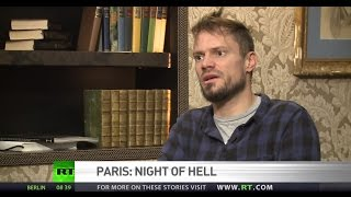 getlinkyoutube.com-'This is the apocalypse' - Bataclan concert hall survivor