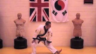 getlinkyoutube.com-Tang Soo Do The Basics 1