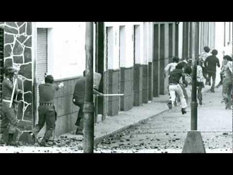 Rebeldía. Violencia contra la oposición política en Colombia.