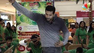 getlinkyoutube.com-Jayam Ravi danced at Flash Mob | Vijay Sethupathi, Suhasini | 11th CIFF 2013