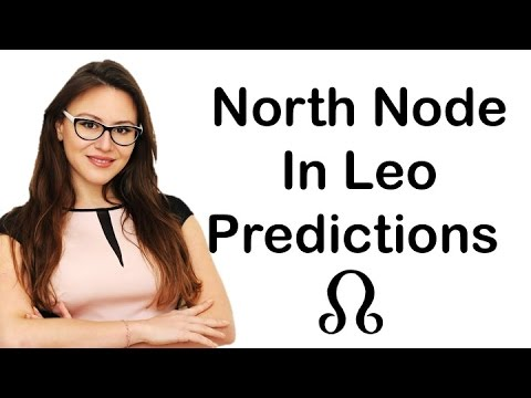 North Node in Leo Special with Astrolada. How Life will Change for You Till 2019!
