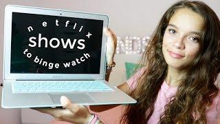 Shows To Binge Watch On Netflix  | LindseyLoveslife