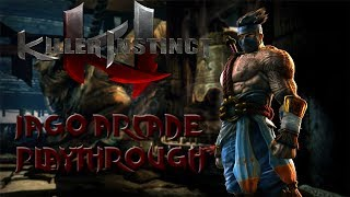 getlinkyoutube.com-Killer Instinct - Jago Arcade Playthrough