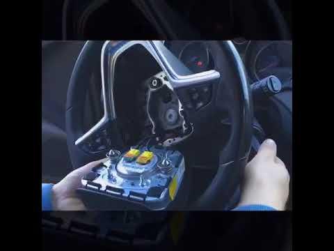 Как снять подушку безопасности Opel Insignia mk1-  VOLANTY.CZ