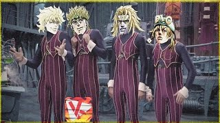 getlinkyoutube.com-We are number one but every villain is dio and Joseph Speaks In English After Every Dio | JOJOKE