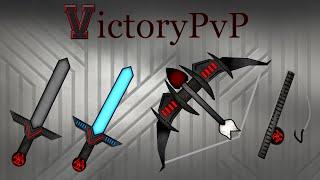 getlinkyoutube.com-[1.8] Minecraft Texture Pack | Minecraft PVP Texturepack | 512x Items | VictoryPvP Release