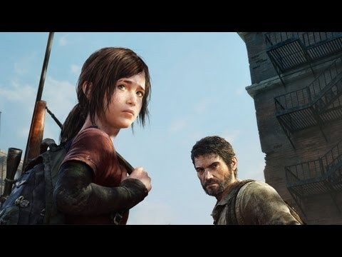 THE LAST OF US VGA 2011 Announcement Trailer