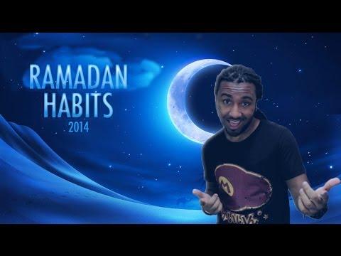 Ramadan Habits 2014