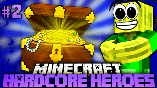 getlinkyoutube.com-Die LEGENDÄREN ITEMS?! - Minecraft Hardcore Heroes 2 - #02 [Deutsch/HD]