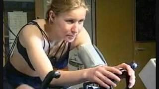 getlinkyoutube.com-Female Medical Heart Test Exercising