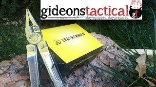 getlinkyoutube.com-Leatherman Rebar Field Test: Multi-Tool Greatness