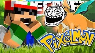 getlinkyoutube.com-Minecraft | Pixelmon | DRAGONITE TROLLING!! [27]