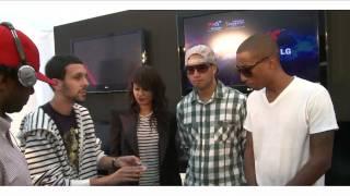getlinkyoutube.com-Dynamo freaks out Pharrell!