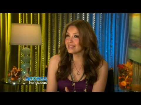 Thalia Talks Starting Her Career At A Young Age [Access Hollywood 2011]