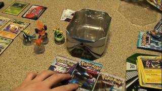Serperior Tin + 4 Boosters Unboxing