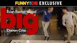 Big with Evan Rachel Wood and Darren Criss