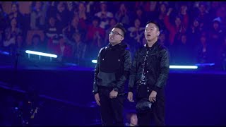 getlinkyoutube.com-KRNFX & Mike Song - Red Bull BC One World Finals 2013 - THE DANCEBOX | YAK FILMS