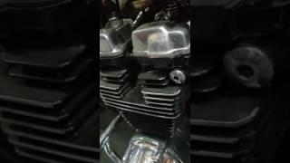 getlinkyoutube.com-CBX400Fエンジン異音…カムチェーンpart1.広島