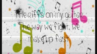 getlinkyoutube.com-Orianthi - Shut Up & Kiss Me Lyrics