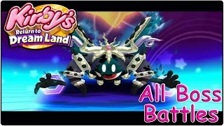 getlinkyoutube.com-Kirby's Return to Dreamland All Bosses