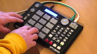 getlinkyoutube.com-MPC 500 pumping french filter house