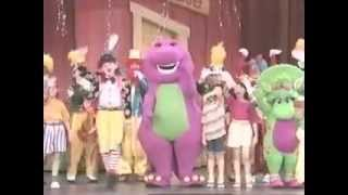 getlinkyoutube.com-Barney Live Double Feature