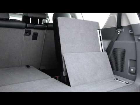 Rear folding seats Land Cruiser Prado